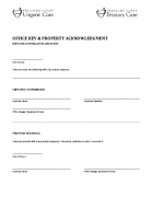 Office-Key-Property-Agreement